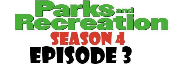 Parks and Recreation Season 4 Episode 3 TV Series