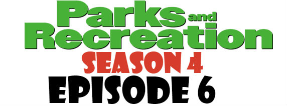 Parks and Recreation Season 4 Episode 6 TV Series