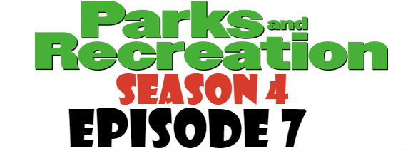 Parks and Recreation Season 4 Episode 7 TV Series