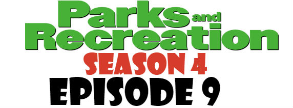 Parks and Recreation Season 4 Episode 9 TV Series